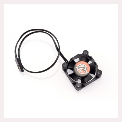 RUDDOG Fan 30mm with 240mm black wire