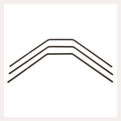 RC8B3 FT Front Anti-roll Bars, 2.0-2.2mm
