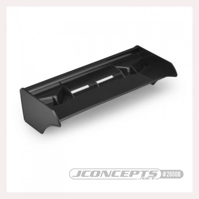 JConcepts F2I 1/8th buggy - truck wing, black