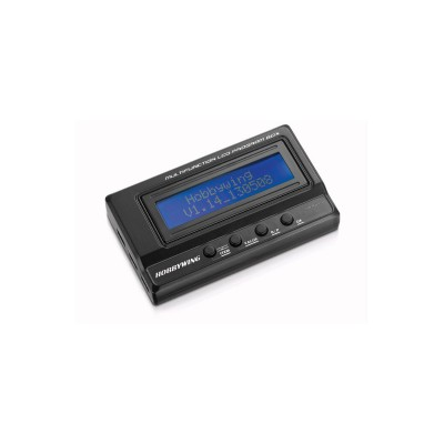 Hobbywing LCD Programm Box for Xerun, Ezrun and Platinum