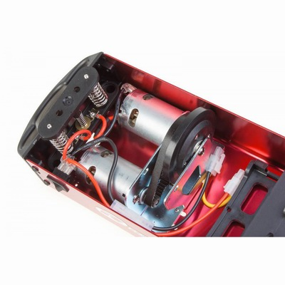 Starterbox red 1/8 scale for Buggy and Truggy