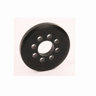 Starterbox Spare Rubber Wheel 76mm