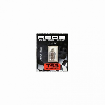 REDS Racing TS3 Turbo Special Off-Road Glow Plug (Ultra Hot)