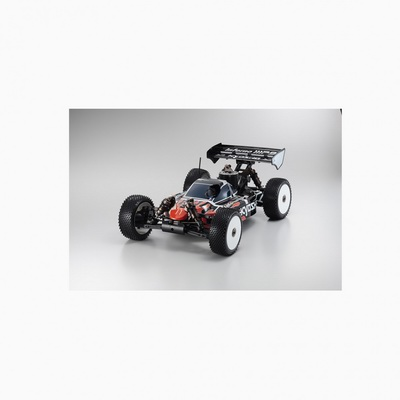 Kyosho Inferno MP9 TKI3 ReadySet 1/8 Nitro Buggy