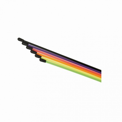 Antenna Pipe 6pcs (yellow,green,violett,orange,red,black)
