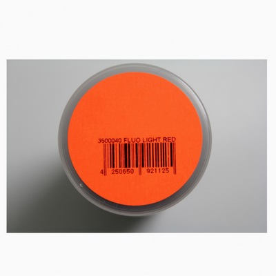 Lexan Spray Fluo light Red 150ml Absima