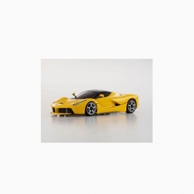 Kyosho Mini-Z Set MR-03 LaFerrari Yellow