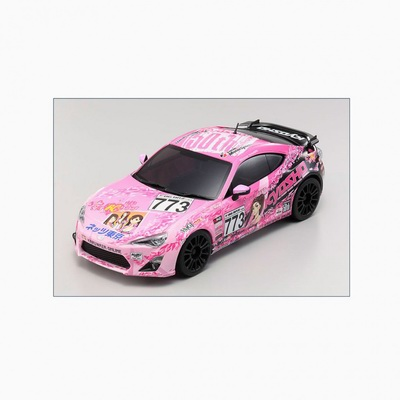 KYOSHO Mini-Z Set MR-03 JKB86 50TH Sports