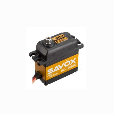 Savox SC-1268SG High Voltage Servo