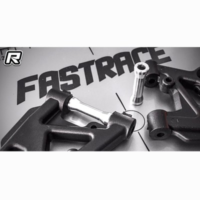 FR550-AS FastRace FRONT Anti-twist Bushings For RC8B3 & RC8B3.1