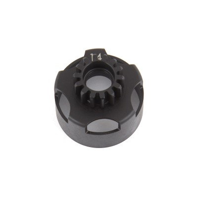 Clutch Bell 14T, vented, 4 shoe