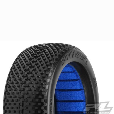 Suppressor Off-Road 1:8 Buggy Tires X3 soft Unmounted