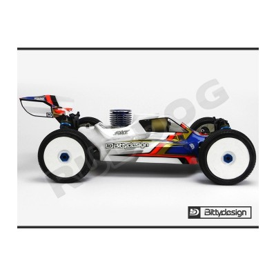 Bittydesign Force AE RC8B3 body