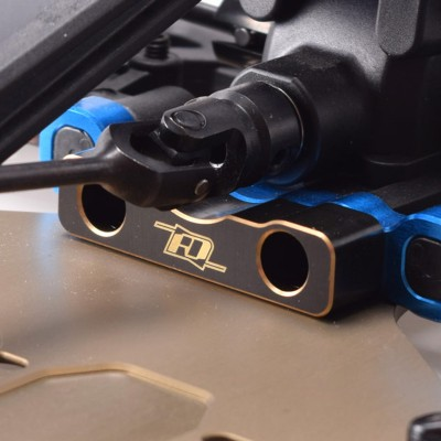 RC8B3.1 BRASS REAR WEIGHT