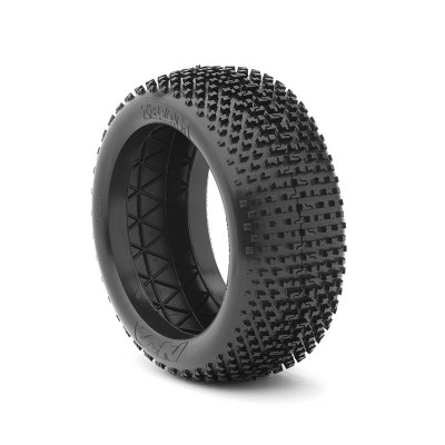 1:8 BUGGY TYRES I-BEAM  SUPER SOFT (1) (NO INSERTS) BULK (PAIR)