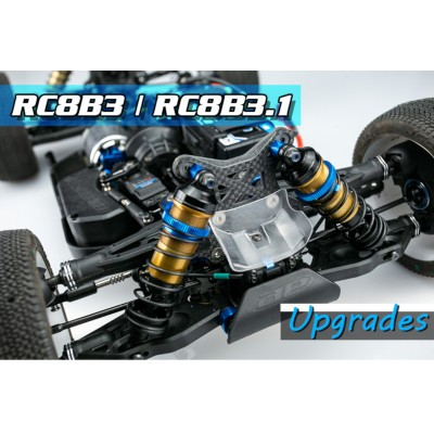 MBX-7R RC8B3 FRONT SCOOP