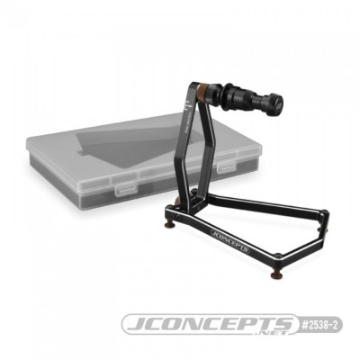 Jconcepts Tire Balancer w/ case - black